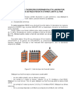 Cap. 8 - Incercari Experiment Ale in Laborator