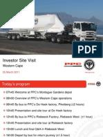 Investor Western Cape 1