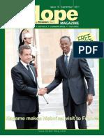 Hope Magazin Rwanda