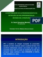 Apresentação Dr. Saulo