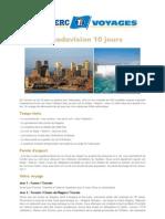 Descriptif Du Circuit Can Vision 10