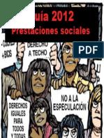 Guia 2012 Prestaciones Sociales en La CAPV