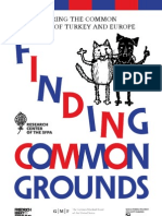 Finding Common Grounds