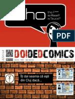 doidedcomics / vol.2 an 1 (2012) - Îţi dai seama că eşti din Cluj dacă