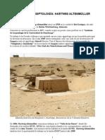 Historia de la Egiptología:Hartwig Altenmüller.