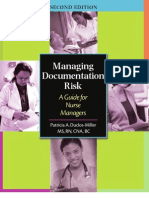 Managing Documentation Risk