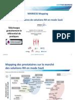 Mapping de prestataires sur le marché des solutions RH en mode SaaS - MARKESS International