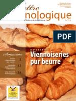 Lettre Technologique n18 - Mars 2009 Les Viennoiseries