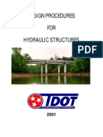 Design Procedures for Hydraulic Structures (55 Pages)