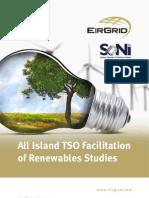 Facilitation Renewables Final Study Report