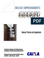 Manual Técnico Empreendimentos - GIDURFO
