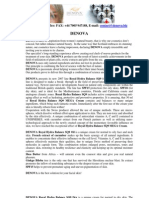 DENOVA PRESS REALISE IN ENGLISH