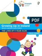 Barcode Growing Up in Ireland - The Lives of 9-Year-Olds Exec Summary