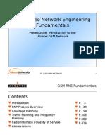 Alcatel GSM Fundamentals