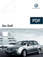 Prospekt Golf V