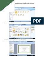 Manual Publisher