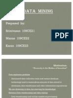 Data Mining Presentation(2)