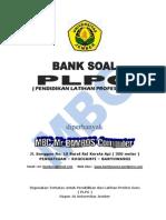 Bank Soal Plpg Mr.bagoes