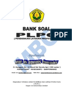 Bank Soal Plpg Mr.bagoes