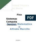 MateriaAnalisisMatematicoII