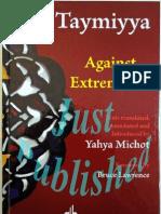 Ibn Taymiyya. Against Extremisms