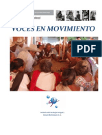 2008 Voces en Movimiento