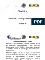 MÓDULO 1 - RESISTORES, METROLOGIA E MULTÍMETRO