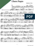Choro Negro - Paulinho Da Viola