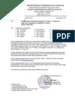 Hasil UU PLPG Kab Trenggalek