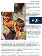 Pakistan - 32 - The Pressure on Kalasha Culture
