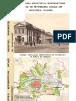 Registrul Monumentelor Locale Urbanproiect