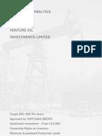 Venture Oil Brochure 2