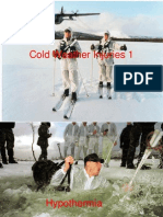 Cold Weather Injuries 1