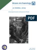 Time Team - Les Gellettes, Jersey