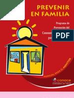 Manual Monitor Prevenir Familia2008