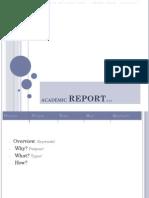 Report Mini Lecture