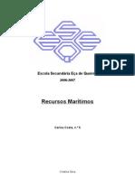 Recursos Marítimos