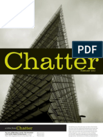 Chatter, February 2012