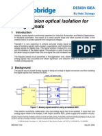 Opto Isolation