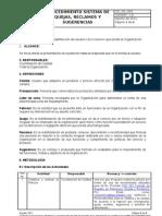 GC_GC_001 Procedimiento Sistema de Quejas, Reclamos y Sugerencias