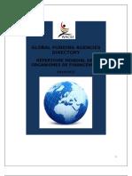 Internatioanl Funding Agencies Directory