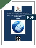 Global Funding Agencies Directory