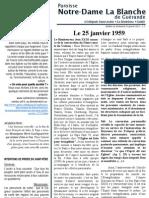 Bulletin NDLB 120129