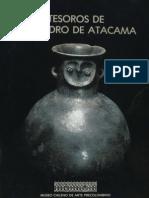 Tesoros de San Pedro de Atacama