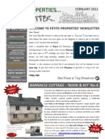 Petite Properties FEBRUARY 2011