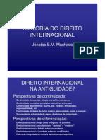 HistoriaDoDireitoInternacional