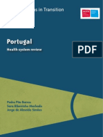 Portugal HiT (2011) _ Health System Review
