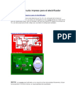 recopilacion circuitos electronicos