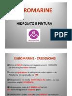 Euromarine - Apresentação Capacitação