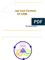 1st Ch-Concept and Context of Crm